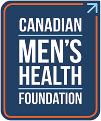 Canadian Men's Health Foundation Logo