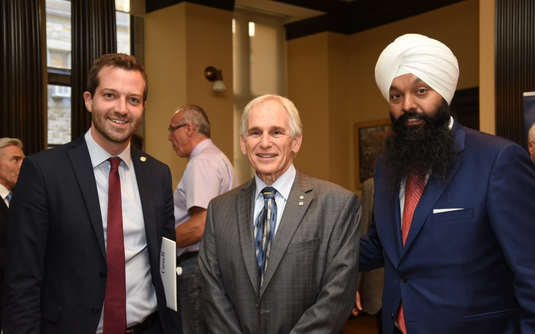 Federal MPs Launch 2nd Men's Health Caucus