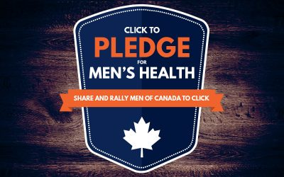 The Most Important Pledge for Men's Health in Canada