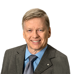 MLA Sam Sullivan presents a statement in the BC Legislature on the Canadian Men's Health Foundation's work to inspire men to live healthier lives