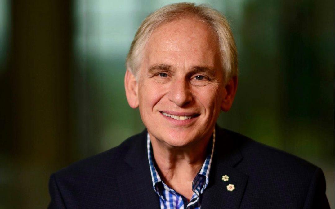 Dr. Larry Goldenberg Honoured for Lifetime of Work in Urology
