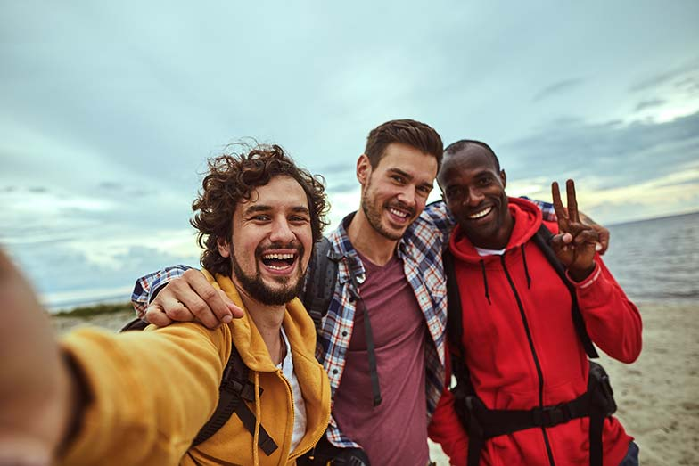 British Columbia striding ahead in men's health