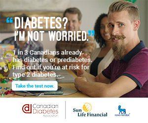 Diabetes? I'm Not Worried.