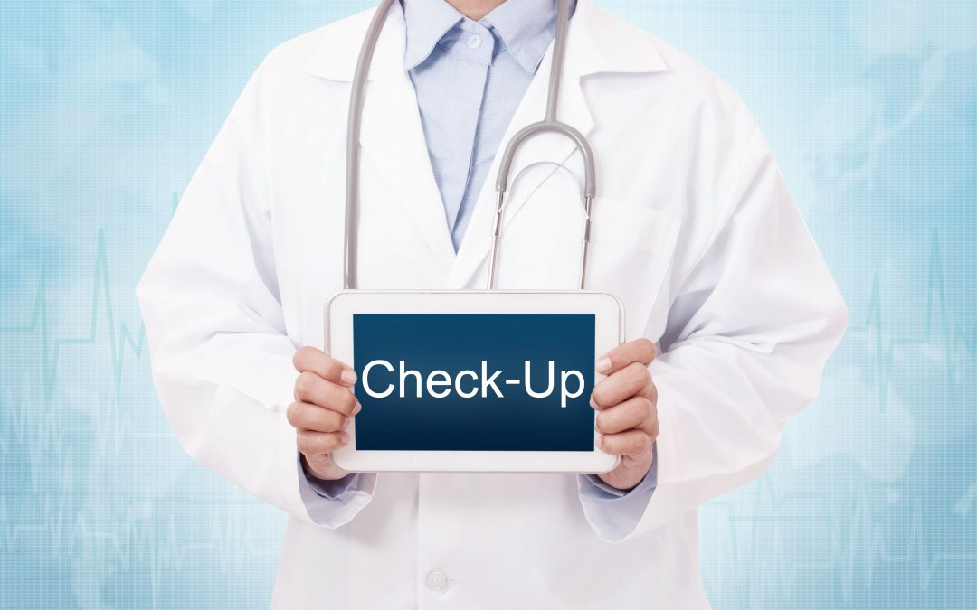 What Is A Doctor Checkup For Guys?