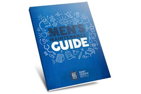 Men's Maintenance Guide ebook cover
