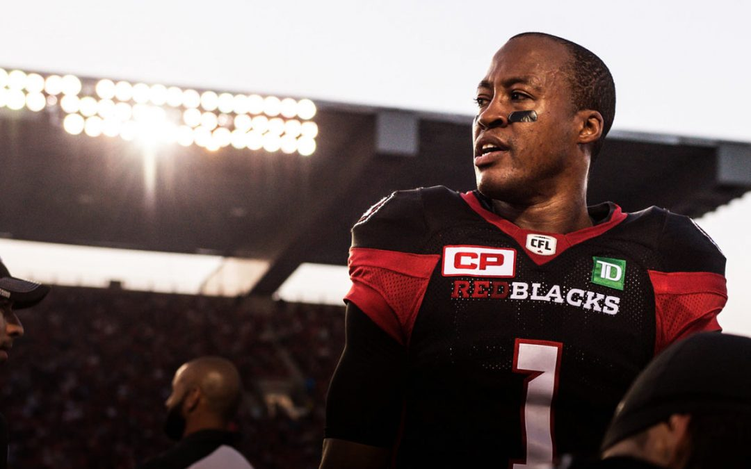 Grey Cup Champion Henry Burris shares his secrets to keeping fit