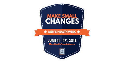 Canadian Men's Health Week logo