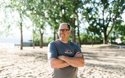 Making Small Changes: Alan Scholes, a dad on the go!