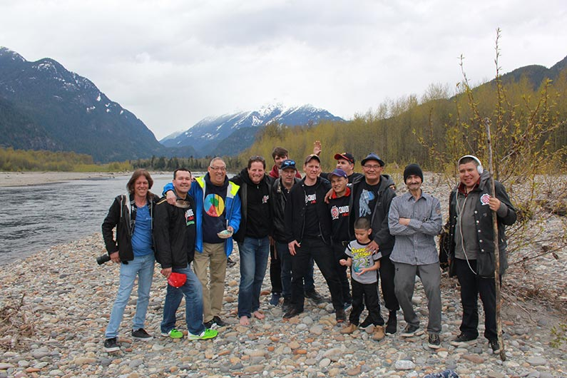 DUDES Club builds a brotherhood of support for indigenous Canadians
