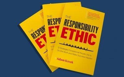 Adam Kreek's new book champions CMHF mission of inspiring men to live healthier