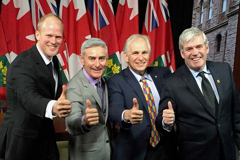 """Ontario first province to introduce """"Men's Health Awareness Week"""""""