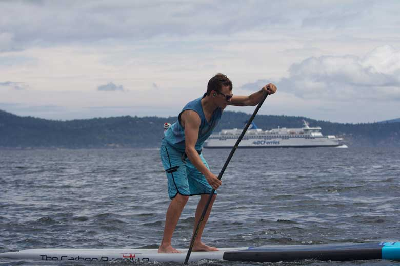 Simon vs the BC Ferries