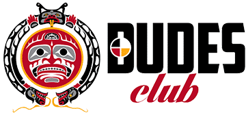dudes club logo
