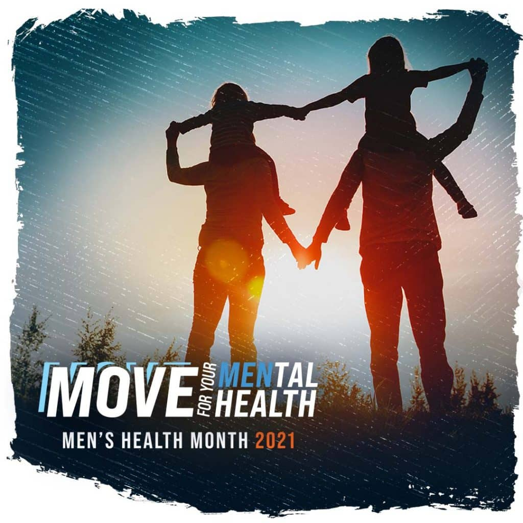 Make Your Move Pledge for Your Mental Health