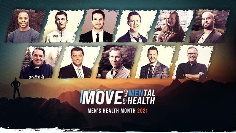 CMHF's Men's Health Month Starts Tomorrow